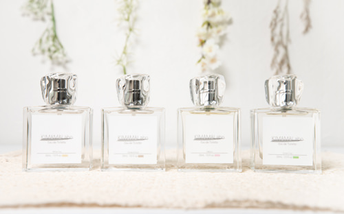 【こばしり。】大人気のKIMAMALabo香水に春の新しい香りが登場!